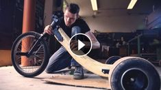 How+To+Build+A+Real+Oaken+Wood+Drift+Trike+Must+See!!!+-+A+skillful+artist+is+creating+a+brand+new+drift+trike+from+a+real+piece+of+oaken+wood+and+the+outcome+is+jus