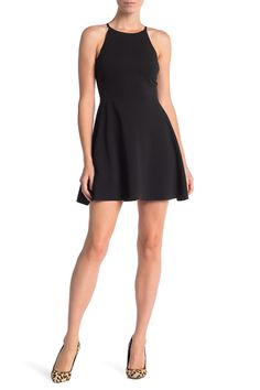 e96c726db30 Textured Skater Dress by Love...Ady on  nordstrom rack