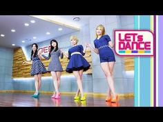 Let's Dance : SunnyHill(써니힐) _ Darling Of All Hearts(만인의 연인). Now you can learn the dance!