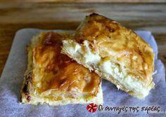 Μελιτζανόπιτα με Μπεσαμέλ Greek Recipes, My Recipes, Cooking Recipes, Cookie Dough Pie, Eat Greek, Savory Muffins, Pastry Art, Baking And Pastry, Group Meals