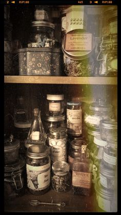 5 DIY Witch Crafts by Enchanted Wildcraft Pagan Witchcraft, Wiccan Witch, Wiccan Shops, Witch Store, Witchcraft Supplies, Tomato Cages, Baby Witch, Jar Labels, Kitchen Witch