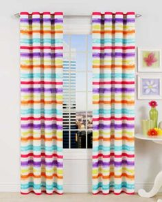 Carter Grommet Panel Curtains #curtains ... http://www.curtainshop.com/741733/products/Carter-Grommet-Panel.html