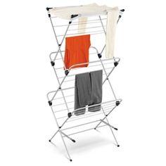 Honey-Can-Do DRY-01105 3-tier Mesh Top Drying Rack