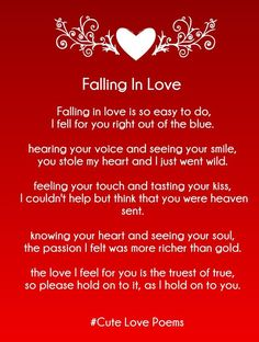 Cute Couple Quotes, Cute Love Poems, Love Mom Quotes, Love You Poems, Niece Quotes, Love Poem For Her, Cute I Love You, Poems For Him, Daughter Love Quotes