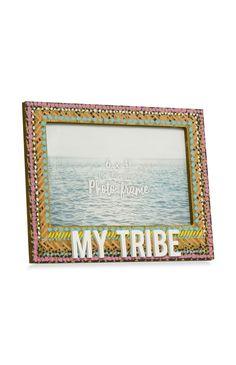 Primark - My Tribe Photo Frame
