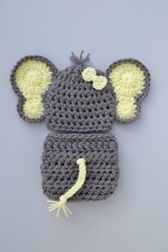 Excited to share the latest addition to my shop: Baby Elephant Outfit Elephant Outfit For Photo Prop Infant Newborn Baby Elephant Costume Crochet Baby Clothes Handmade Baby Shower Gift Baby Elephant Outfit Baby Elephant Costume, Newborn Elephant, Elephant Hat, Crochet Elephant, Crochet Baby Clothes, Newborn Crochet, Cowboy Baby Clothes, Baby Fish, Newborn Outfits