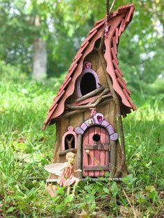 Fairy House #18