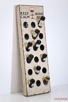 Kare Design :: Stojak na wino Vintage 140 (76697) Kare Design