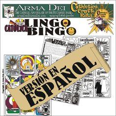 Lingo Bingo Spanish