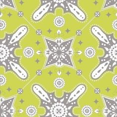 Impressions Morrish in Chartreuse by Ty Pennington for Free Spirit Fabrics designer cotton geometric fabric in lime Paper Background Design, Decoupage, Laminated Cotton Fabric, Free Spirit Fabrics, Geometric Fabric, Small Pillows, Home Decor Fabric, Moorish, Pink Fabric