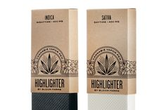 Highlighter by Bloom Farms — The Dieline | Packaging & Branding Design & Innovation News