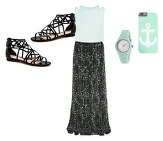 """""""Untitled #78"""" by kyliesue22 on Polyvore featuring Giambattista Valli and Clyda"""