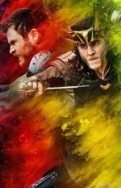 I love you, my Loki!