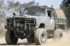 1990 Dodge Truck.