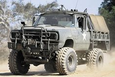 1990 Dodge Truck - Ultimate Tug-Truck: Part 1 Photo & Image Gallery