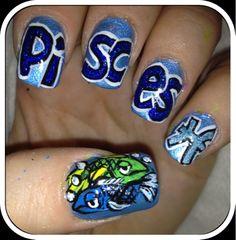 Pisces/Fish  ♓        Feb. 19 ~ March 20