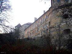 Slovakia, Hronský Beňadik - Monastery