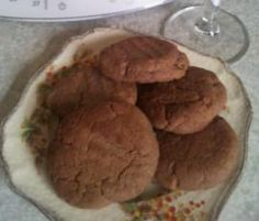 Recipe Milo Biscuits by Thermomazing - Sarah Foley - Recipe of category Baking - sweet