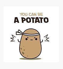 Kawii Potato, Potato Puns, Potato Quotes, Potato Humor, Tiny Potato, Cute Potato, Potato Drawing, Cartoon Potato, Emoji Quotes