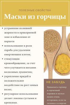 Лучшие рецепты масок из горчицы для волос
