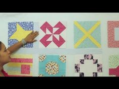 Quilt Sashing- How to Measure & Make it by the Crafty Gemini ~ A great fast paced and detailed video about choosing a layout for your quilt blocks and how to add sashing to frame each block! The possibilities are endless with thousands of fabrics to choose from at the Fabric Shack at http://www.fabricshack.com/cgi-bin/Store/store.cgi