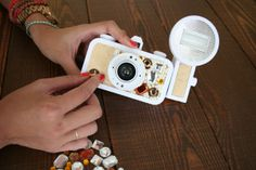 From bland to bling: DIY Lomography camera!
