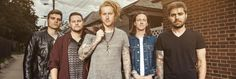 We The Kings updated their cover photo. Charles Trippy, Tour Manager, Escape The Fate, The Amity Affliction, We The Kings, Falling In Reverse, Sleeping With Sirens, Motionless In White, Of Mice And Men