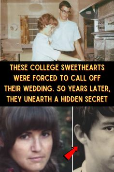#College #Sweethearts #Forced #Call #Off #Wedding #50 #Years #Later #Unearth #Hidden #Secret