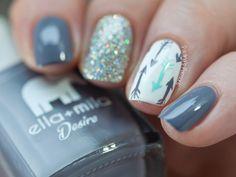 Ella+Mila Desire Collection – Three Nail Art Looks | Paulina's Passions | Bloglovin'