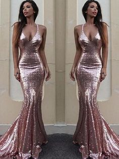 On Sale Suitable Custom Prom Dress Sexy Backless Rose Gold Sequin Mermaid Evening Prom Dresses, Popular 2018 Party Prom Dresses, Custom Long Prom Dresses, Cheap Formal Prom Dresses Evening Dress Long, Sequin Evening Dresses, Gold Prom Dresses, Backless Prom Dresses, Cheap Evening Dresses, Mermaid Evening Dresses, Cheap Prom Dresses, Prom Party Dresses, Sexy Dresses