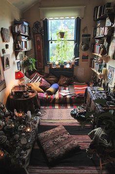 hippie room