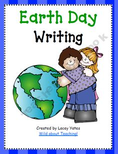 Earth Day Writing-FREE