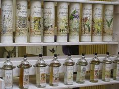 More old Grasse perfumes