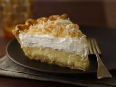 Jan CAN Cook: Triple Threat Coconut Cream Pie