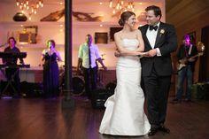 Austin Wedding Photographer, Fredericksburg Wedding Photography, Bride and Groom First Dance, (c) Lahra Bryant Photography