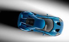 2017 Ford GT debuts at Detroit Auto Show - CARandDRIVER