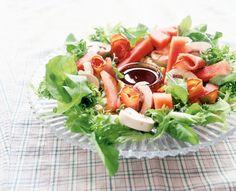 Meloni-kinkkusalaatti | K-ruoka