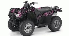 That ain't a 4 wheeler. THIS is a 4 wheeler! Muddy Girl Camo, Pink Camouflage, Bow Hunting, Offroad, Pink Girl, Quad, Monster Trucks, Bows, Arches