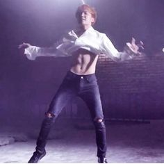 BLESS THE PERSON WHO PUT #HOSEOK IN THAT FLOWY WHITE SHIRT AND OMFG HIS ABS ARE KILLING ME AHAHKDKEF CAN U TELL THAT IM SO NOT READY FOR THEIR COMEBACK #WINGS #BTS #JHOPE #BOYMEETSEVIL