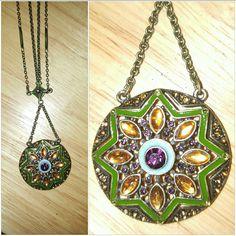 Nwt Heirloom Medallion Necklace!!! Make Offer