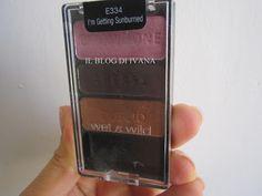 il blog di Ivana: WetnWild: Eye shadow trio I'M GETTING SUNBURNED