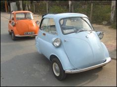 Isetta - Two of a Kind