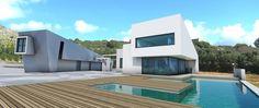 House GA. by Giuseppe Todaro - Italy