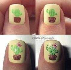 Cartoon Nail Designs, Nail Art Designs, Cute Nails, Pretty Nails, Mexican Nails, Line Nail Art, Nail Art For Kids, Luxury Nails, Pedicure Nails