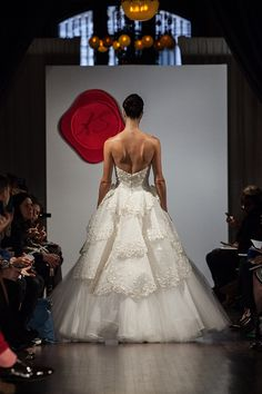 Austin Scarlett wedding gown