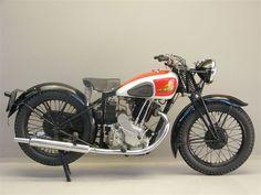 1937 New Imperial Model 76 Standard 500cc