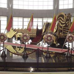 Brunei Bandar Seri Begawan Royal Regalia Museum #taipan_brunei #brunei #bandarseribegawan by Enter Your Name