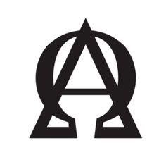 alpha and omega symbols