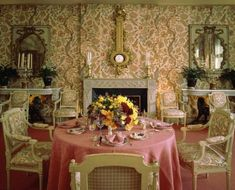 New York's Most Exceptional Apartment Buildings - The Glam Pad New York Homes, York Apartment, Manhattan Apartment, Elegant Dining Room, Fashion Room, Decor Styles, Table Settings, Place Settings, Room Decor