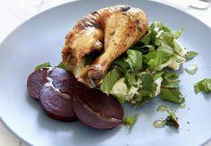 Cuisse de poulet tandoori